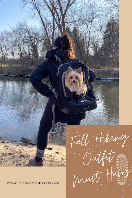 Fall Hiking Must Haves