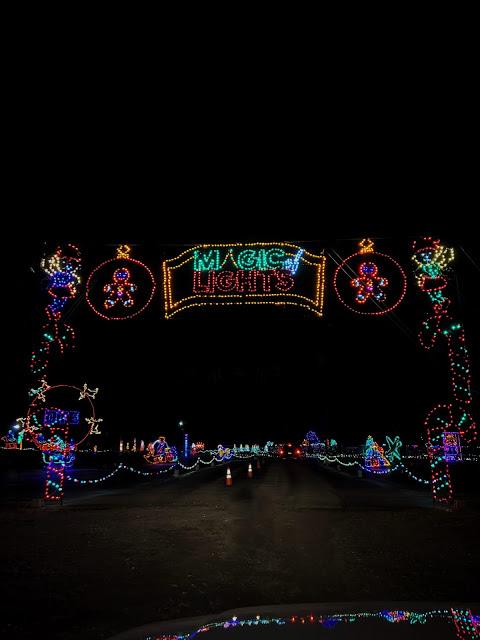 Magic of Lights Metro Detroit