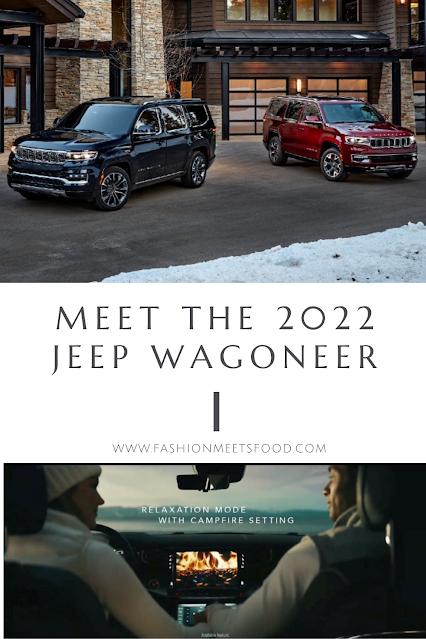 2022 Jeep Wagoneers