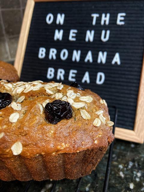 The Croods Bronana Bread