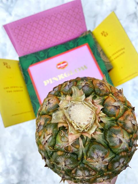 Pinkglow Pineapple