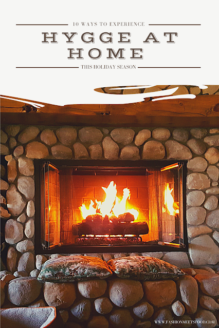experience hygge at home this Christmas