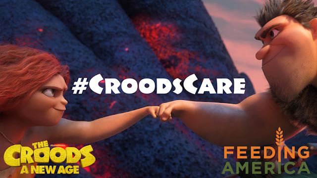 #CroodsCare