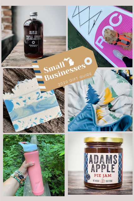 gift guide small businesses