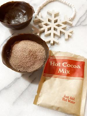hot cocoa bombs cocoa