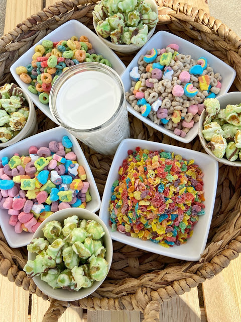 Cereal Charcuterie