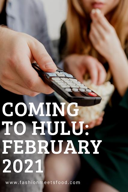Coming to Hulu: February 2021