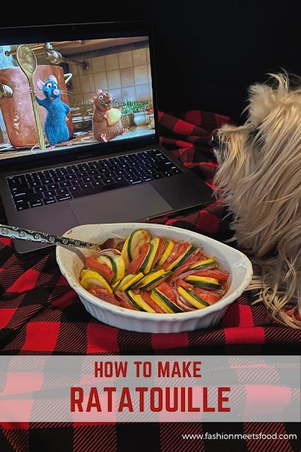 How To Make Ratatouille